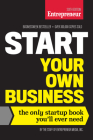 Start Your Own Business, Sixth Edition: The Only Startup Book You'll Ever Need Cover Image