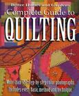 Complete Guide to Quilting (Better Homes and Gardens) (Better Homes and Gardens Crafts) Cover Image