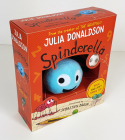 Spinderella Book and Plush Spider Cover Image