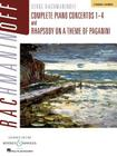 Complete Piano Concertos Nos. 1-4 & Rhapsody on a Theme of Paganini: 2 Pianos, 4 Hands Cover Image