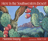 Here Is the Southwestern Desert (Reading Rainbow Books) Cover Image