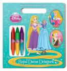 Royal Dress Designer (Disney Princess) Cover Image