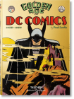 The Golden Age of DC Comics Cover Image