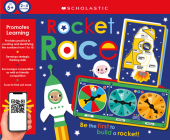Rocket Race: Scholastic Early Learners (Learning Games) Cover Image