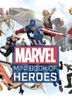Marvel Comics: Mini Book of Heroes Cover Image