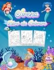 Sirena Libro da Colorare per Bambini: Meraviglioso libro di sirene per bambini e bambine. Regali perfetti della sirena per i bambini e le bambine che Cover Image