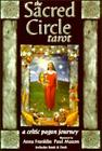 The Sacred Circle Tarot: A Celtic Pagan Journey (78 Cards + Book Set) Cover Image