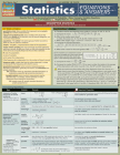 Statistics Equations & Answers (Quickstudy: Academic) Cover Image