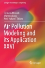 Air Pollution Modeling and Its Application XXVI (Springer Proceedings in Complexity) Cover Image