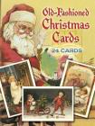 Old-Fashioned Christmas Cards: 24 Cards (Dover Postcards) Cover Image