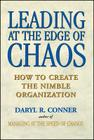 Leading at the Edge of Chaos: How to Create the Nimble Organization Cover Image
