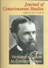 The Victorian's Guide to Consciousness: Essays Marking the Centenary of William James (Journal of Consciousness Studies) Cover Image