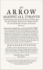 An Arrow Against All Tyrants: With an Introduction by Professor Ian Gadd Cover Image