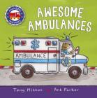 Awesome Ambulances (Amazing Machines) Cover Image
