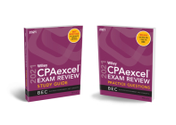 Wiley Cpaexcel Exam Review 2021 Study Guide + Question Pack: Business Environment and Concepts Cover Image