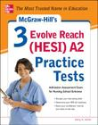 McGraw-Hill's 3 Evolve Reach (Hesi) A2 Practice Tests Cover Image