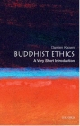 Buddhist Ethics: A Very Short Introduction (Very Short Introductions) Cover Image