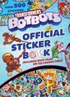 Transformers BotBots Official Sticker Book (Transformers BotBots) Cover Image