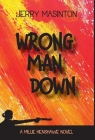 Wrong Man Down: A Millie Henshawe Novel Cover Image