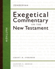 Matthew, 1 (Zondervan Exegetical Commentary on the New Testament) Cover Image