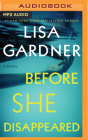 Before She Disappeared Cover Image