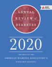 Annual Review of Diabetes 2020: The Best of the American Diabetes Association's Scholarly Journals Cover Image