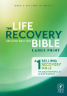 Life Recovery Bible NLT, Large Print Cover Image