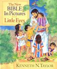 The New Bible in Pictures for Little Eyes Cover Image