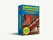 Dinosaur Flashcards: 60 Roaring Dinosaur Profiles! Cover Image