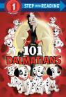 101 Dalmatians (Disney 101 Dalmatians) (Step into Reading) Cover Image