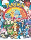 Pokemon Coloring Book for Kids: Pikachu Coloring Book and Pokemon Characters, Great Starter Book for Young Children Aged 3+ Cover Image