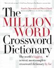 The Million Word Crossword Dictionary Cover Image