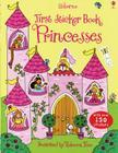 First Sticker Book Princesses Cover Image