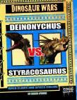 Deinonychus vs. Styracosaurus: When Claws and Spikes Collide (Edge Books: Dinosaur Wars) Cover Image