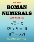 Fun with Roman Numerals Math Workbook Cover Image