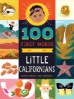 100 First Words for Little Californians Cover Image