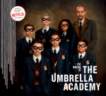 The Making of The Umbrella Academy Cover Image