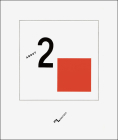About Two Squares: A Suprematist Tale of Two Squares in Six Constructions Cover Image