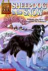 Sheepdog in the Snow Cover Image