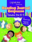 Reading Journal Response for Grades Pre-K-5 Cover Image