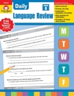 Daily Language Review, Grade 8 Te Cover Image