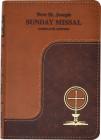 St. Joseph Sunday Missal Cover Image