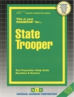 State Trooper: Passbooks Study Guide (Career Examination Series) Cover Image
