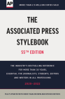 The Associated Press Stylebook 2020: and Briefing on Media Law Cover Image
