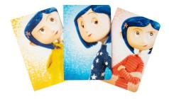 Coraline Pocket Notebook Collection Cover Image