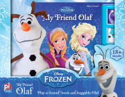 Disney Frozen - My Friend Olaf Sound Book and Plush - Pi Kids Cover Image