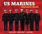 US Marines Alphabet Book Cover Image