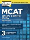 MCAT General Chemistry Review, 3rd Edition (Graduate School Test Preparation) Cover Image