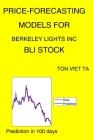 Price-Forecasting Models for Berkeley Lights Inc BLI Stock Cover Image