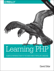 Learning PHP: A Gentle Introduction to the Web's Most Popular Language Cover Image